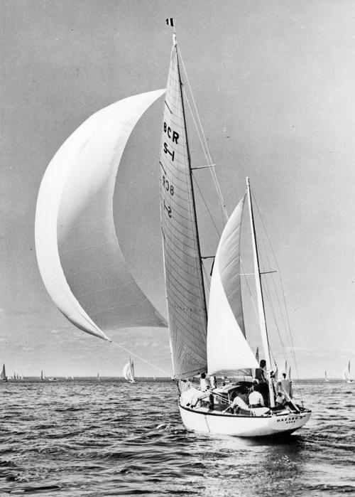 Havskryssare 1954 Hazard III