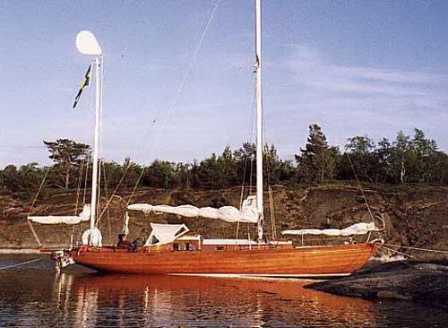 Havskryssare 1956 Elseli IV