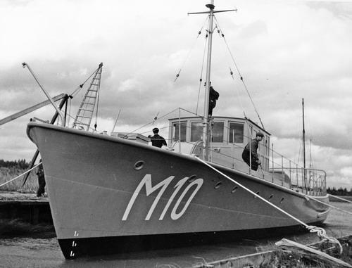 Minsvepare 1940 M 10