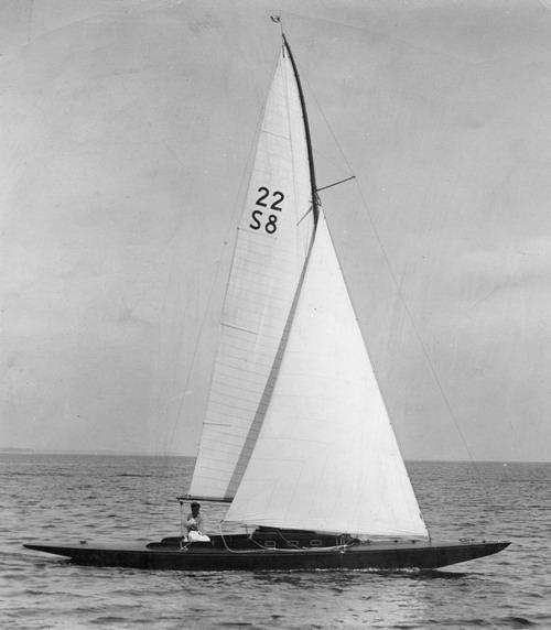 SK22 1928 Fyrväpplingen III