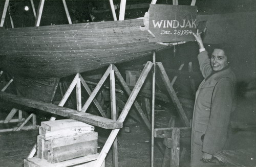 SK22 1955 Windjak