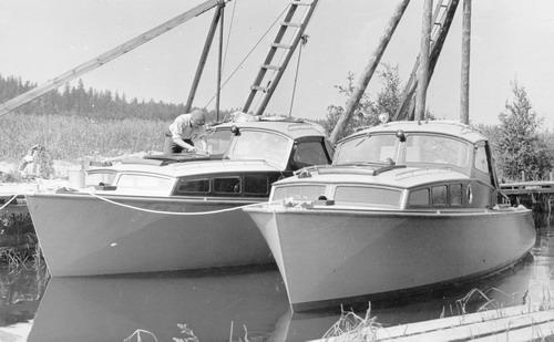 Motorbåt 1946